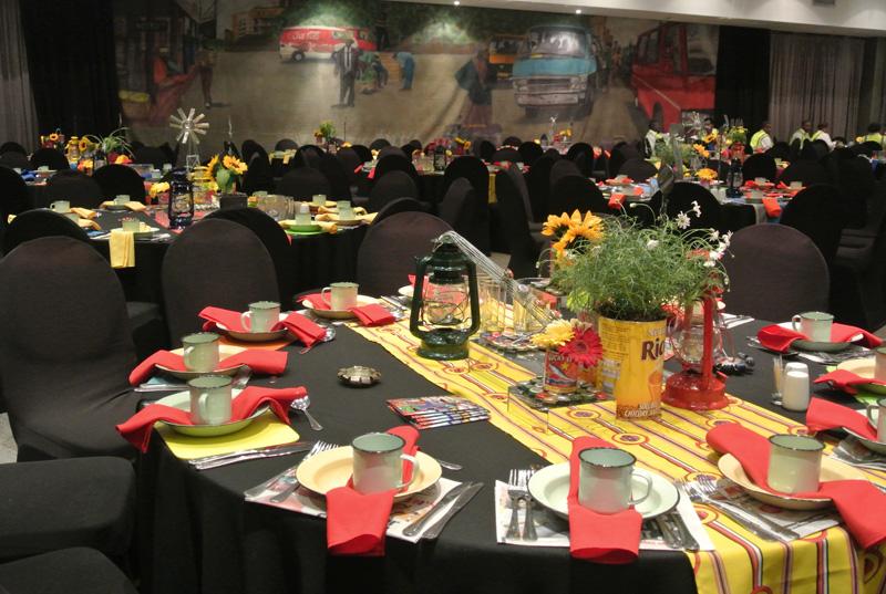 Decoration Table Bar Mitzvah