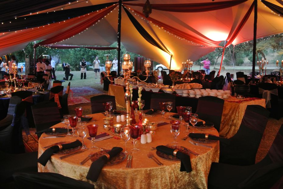 African Party Decoration Of Shebeen Theme Party Events African Frenzy