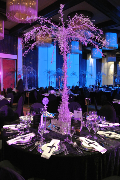 Event Decor African Frenzy