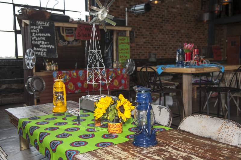 sophiatown theme party african frenzy